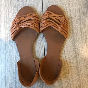 Madewell Knotted Thea Sandals
